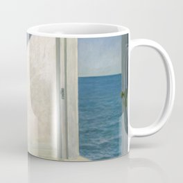 Rooms By The Sea Edward Hopper Painting Coffee Mug