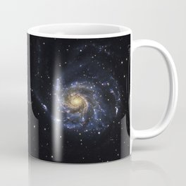 Spiral Galaxy M101 Coffee Mug