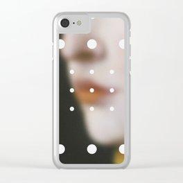 Arrangement In Skintones 57 Clear iPhone Case