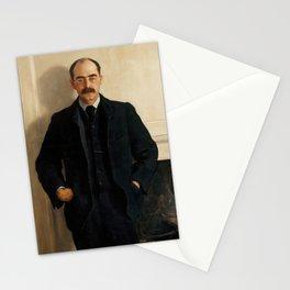 "John Collier ""Rudyard Kipling""(2) Stationery Cards"