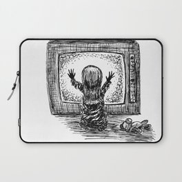 They're Here Laptop Sleeve