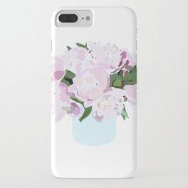 Peonies No. 1 iPhone Case