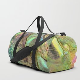 Yellow Abalone Duffle Bag