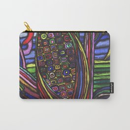 Colorful Corn Carry-All Pouch
