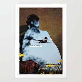 Grant Art Print