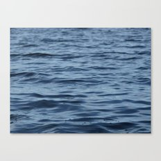 Water A Canvas Print