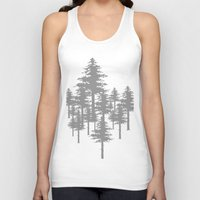 forrest gump Tank Tops featuring Forrest by Dan Parker