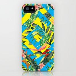 Tropics iPhone Case
