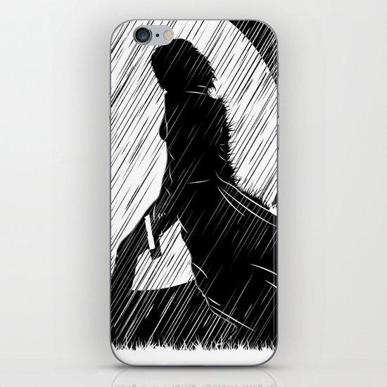 Death dealer iPhone & iPod Skin