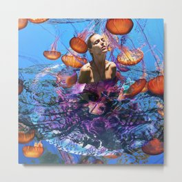 Surrounded by lust Metal Print