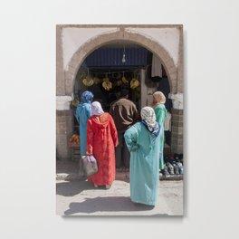 Morocco 15 Metal Print