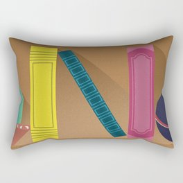 k(N)owledge Rectangular Pillow