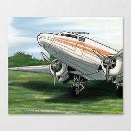 DC-3/C-47 Canvas Print