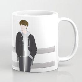 Talking Coffee Mug