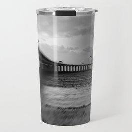 severn Crossing Lensbaby 02 - Severn Beach Travel Mug