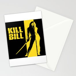 Kill Bill Stationery Cards