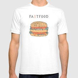 fastfood T-shirt