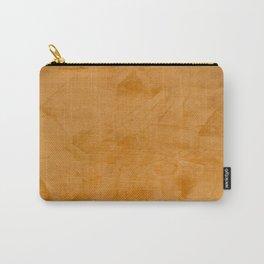 Tuscan Orange Stucco - Corbin Carry-All Pouch