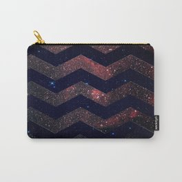 Chevron Sky Carry-All Pouch
