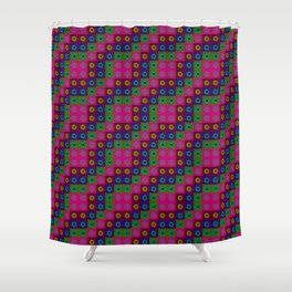 RONROND Shower Curtain