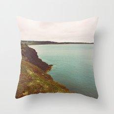 Wild Nova Scotia Throw Pillow
