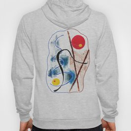 Composition Hoody
