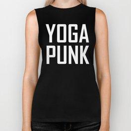 yoga punk Biker Tank