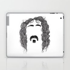 Frank Zappa Laptop & iPad Skin