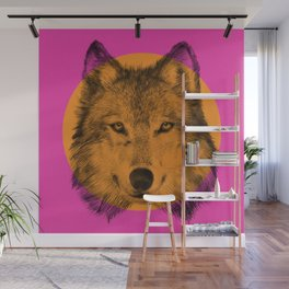Wild 7 - by Eric Fan and Garima Dhawan Wall Mural