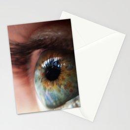 Her eye Stationery Cards