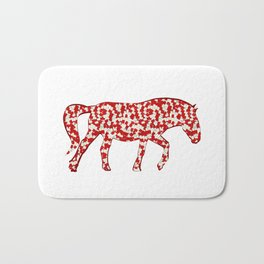 year of the horse: part 3 Bath Mat