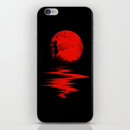 The Land of the Rising Sun iPhone & iPod Skin