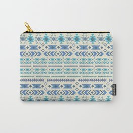 Blue Moon Tribal Carry-All Pouch