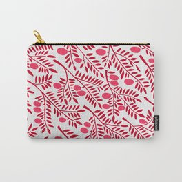 Olive Branches – Fiery Palette Carry-All Pouch