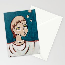 Paging all Bubbles Stationery Cards
