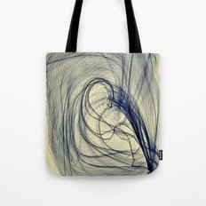 A Web for a Blanket Tote Bag