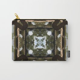 Earth Convergence Carry-All Pouch