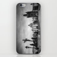 prague iPhone & iPod Skins featuring Prague by Johannes Valkama