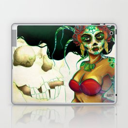 Mictecacihuatl Laptop & iPad Skin