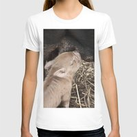 piglet T-shirts featuring Piglet by Rachel's Pet Portraits