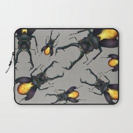 Amber Beetle Laptop Sleeve