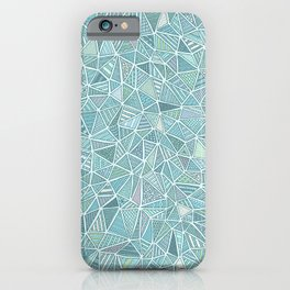 Pastel Diamond iPhone Case