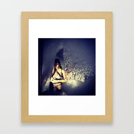 Croft 3 Framed Art Print