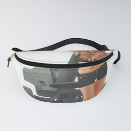 Military Salute milf Fanny Pack