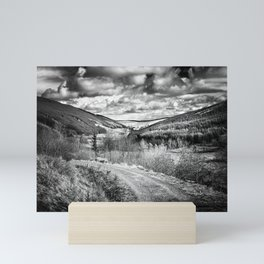 Woodland Valley Mini Art Print