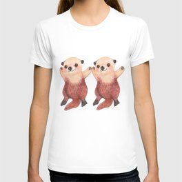 Otterly Adorable Otter T-shirt