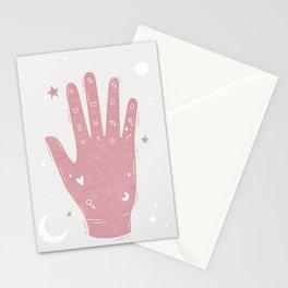 Palmistry 3 Stationery Cards