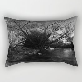 Black river Rectangular Pillow