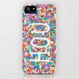 HOU iPhone Case