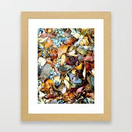 Beauty in Decay Framed Art Print